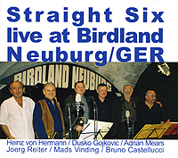 Straight Six Live at Birdland