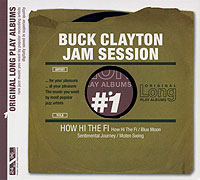 BUCK CLAYTON JAM SESSION - How Hi The Fi - Original Long Play Albums #1