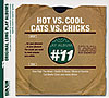 HOT VS. COOL - CATS VS. CHICKS - Original Long Play Albums #11