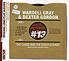 WARDELL GRAY & DEXTER GORDON - The Chase And The Steeplechase - Original Long Play Albums #13